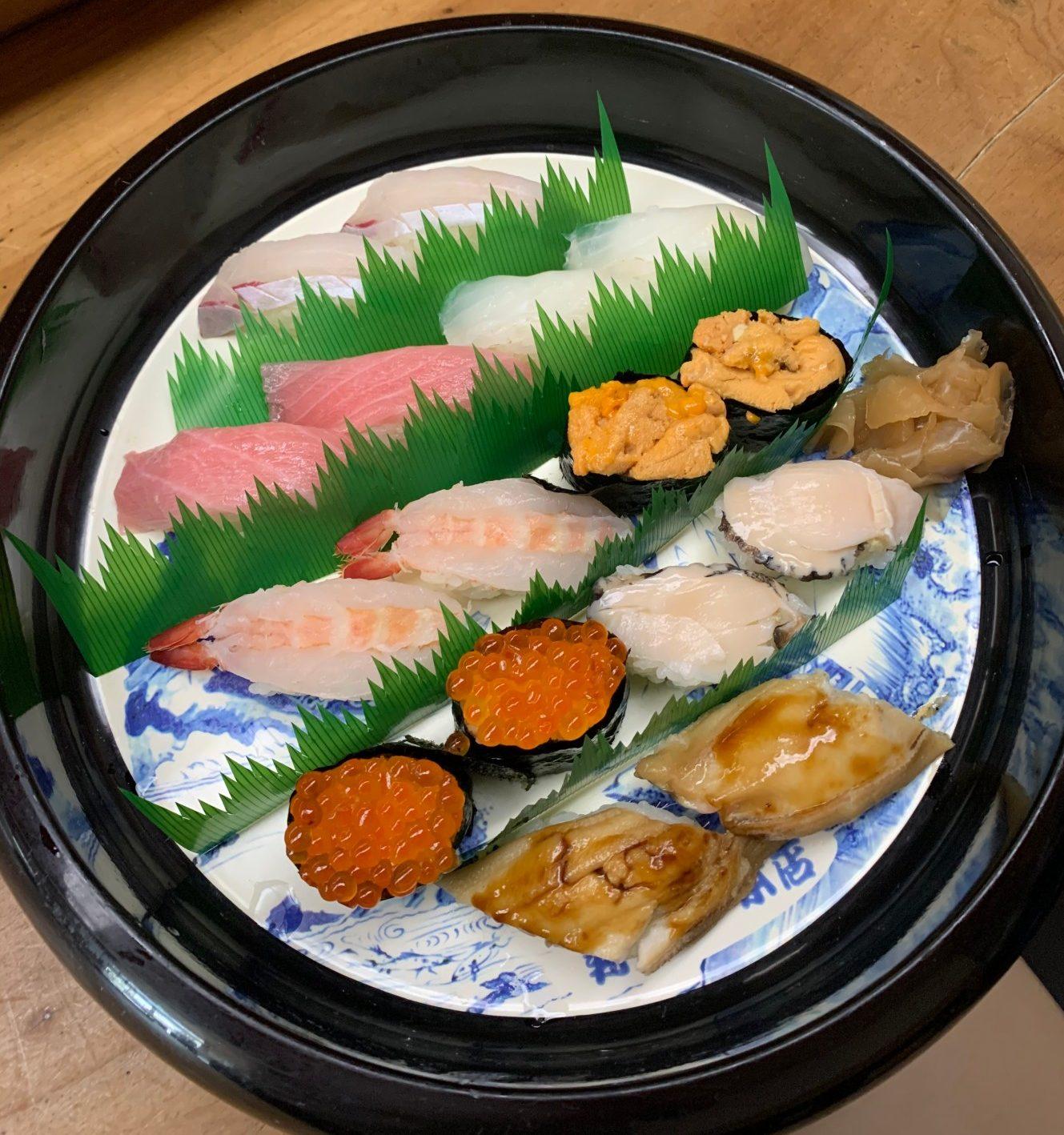 寿司一本店